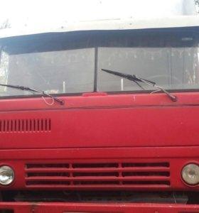 КАМАЗ 5410 сидельный, сцепка