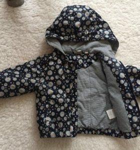 Куртка почти новая