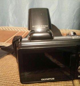 Фотоаппарат olympus ,36крат зум