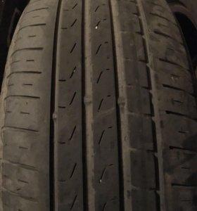 205 55 R16 91H pirelli P7 cinturato RUN flat