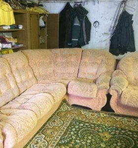 Мебель б/у срочно
