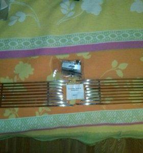 Решетка радиатора sport(хром)Swift