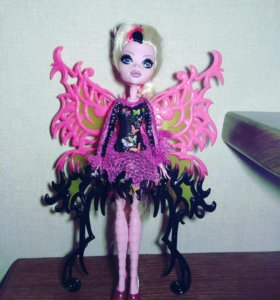 Кукла Monster High Бонита Фе Мур