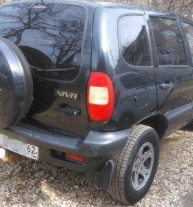 Chevrolet Niva 2006г