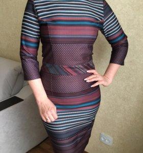 Костюм юбка, кофта