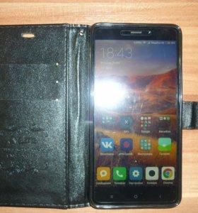 Xiaomi Note 4 Rom64gb Ram3Gb Helio X20 4100mA