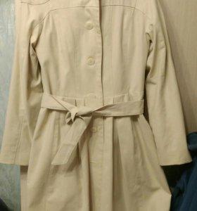 Платье+лёгкое пальто