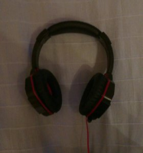 Наушники Bloody combat gaming headsetG5000