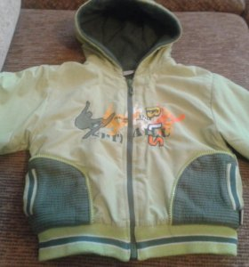 Курточка на рост 100(92-100)