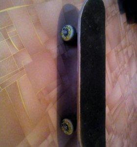 Скейтборд(торг)