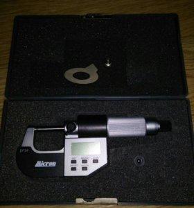 Микрометр Micron ip54