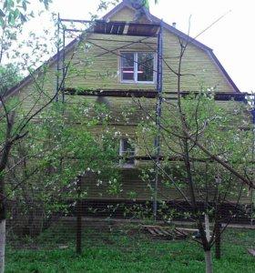 Отделка домов сайдингом