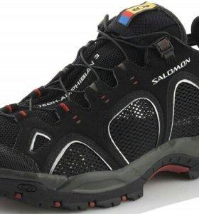 Обувь salomon techamphibian 3