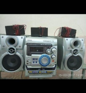 SAMSUNG музыкальный центр