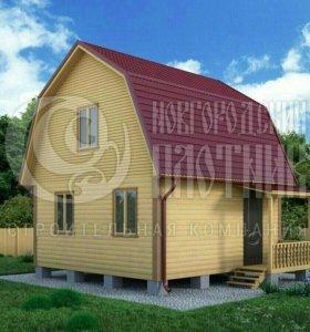 Строительство домов,хоз построек,бань