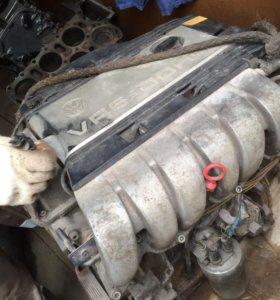 Мотор 2.8 vr6 passat b3 b4