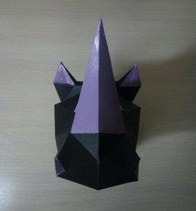 3D модель носорога