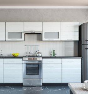Кухонный гарнитур 2.4 м МДФ