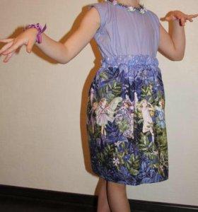 Платье на рост 116-118