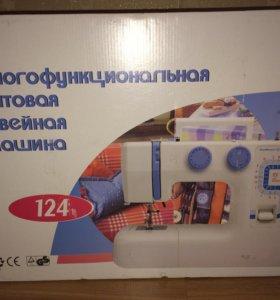 НОВАЯ швейная машина.