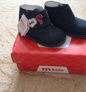 Новые, ботиночки