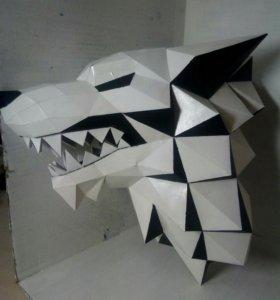 3D модель Лютволк