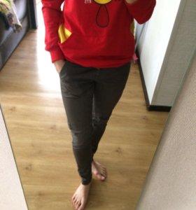 Толстовка и штаны