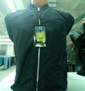 Бомбер куртка ветровка