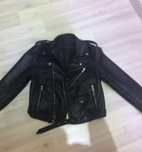 Косуха, кожаная куртка