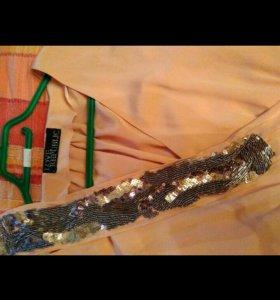 платье из натурального шелка!!!!