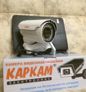 Камера AHD КАРКАМ - 780 или меняю на купольную.