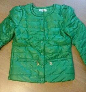 Женская куртка 44 р-р