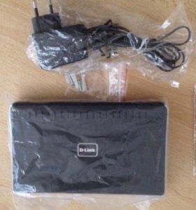 D-Link DIR - 615 Wireless N 300 Router
