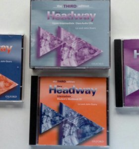 New Headway(The third edition).