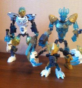 Лего Bionicle.