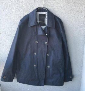 Двубортный пиджак куртка