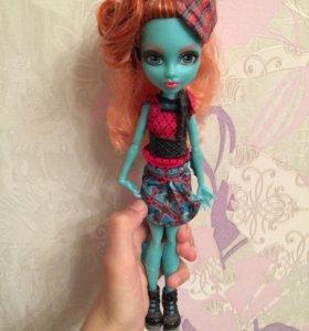 Кукла Monster High Lorna McNessie Кукла Монстр Хай
