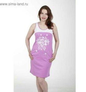 Домашнее платье, новое!