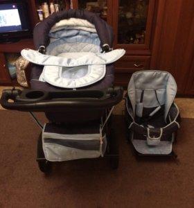 Детская коляска maxima 2 в 1