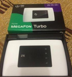 Wi-fi мобильный роутер мегафон