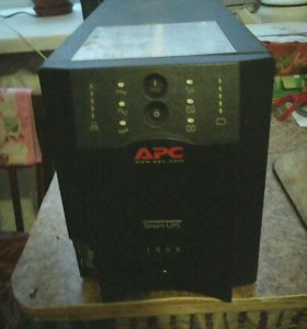 ИБП APC SMART UPS 1000