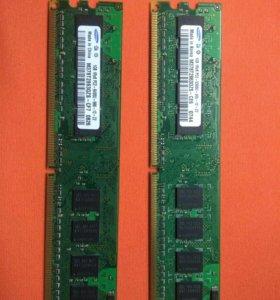DDR2 Оперативка