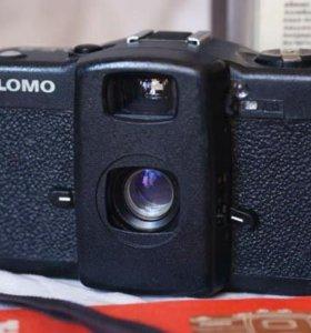Фотоаппарат, Ломо-компакт (лк-А)