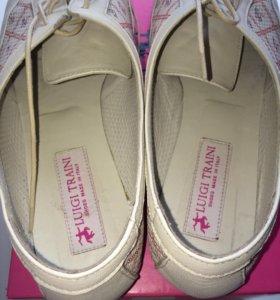 Туфли женские 38.5-39 (25см)
