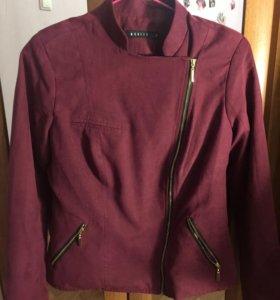 Замшевый пиджак/куртка