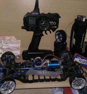 Радиоуправляемая модель RS Drift