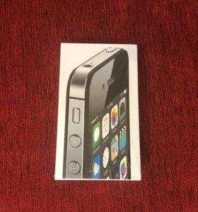 IPhone 4S 16Gb Запечатанный