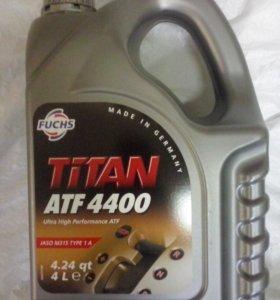 Масло АКПП FUCHS TITAN ATF 4400