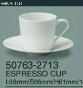 Чашка + Блюдце