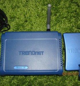 TEW-430APB Trendnet Точка доступа